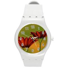 Osterspermum Plastic Sport Watch (medium) by Siebenhuehner