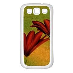 Osterspermum Samsung Galaxy S3 Back Case (white) by Siebenhuehner