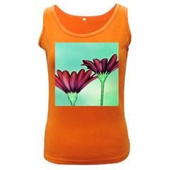 Osterspermum Womens  Tank Top (dark Colored) by Siebenhuehner