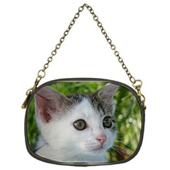 Young Cat Chain Purse (two Sided)  by Siebenhuehner