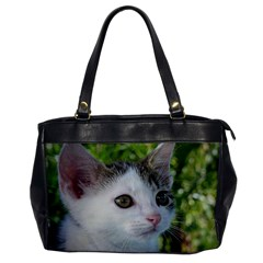 Young Cat Oversize Office Handbag (one Side) by Siebenhuehner