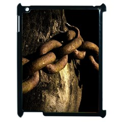 Chain Apple Ipad 2 Case (black) by Siebenhuehner