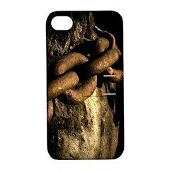 Chain Apple Iphone 4/4s Hardshell Case With Stand by Siebenhuehner