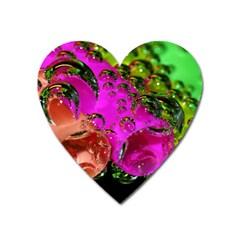 Tubules Magnet (heart) by Siebenhuehner
