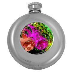 Tubules Hip Flask (round) by Siebenhuehner