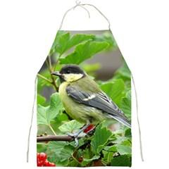 Songbird Apron by Siebenhuehner
