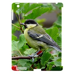 Songbird Apple Ipad 3/4 Hardshell Case (compatible With Smart Cover) by Siebenhuehner