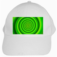 Modern Art White Baseball Cap by Siebenhuehner