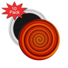 Modern Art 2 25  Button Magnet (10 Pack) by Siebenhuehner