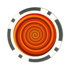 Modern Art Poker Chip (10 Pack) by Siebenhuehner