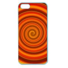 Modern Art Apple Seamless Iphone 5 Case (color) by Siebenhuehner