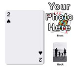 Family Cards - Playing Cards 54 Designs