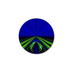 Magic Balls Golf Ball Marker by Siebenhuehner