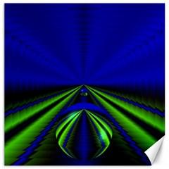 Magic Balls Canvas 12  X 12  (unframed) by Siebenhuehner