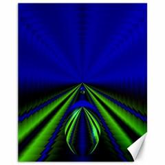 Magic Balls Canvas 11  X 14  (unframed) by Siebenhuehner