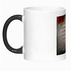 Maggie s Quote Morph Mug by AuthorPScott
