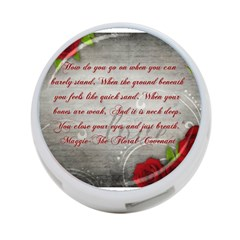 Maggie s Quote 4 Port Usb Hub (two Sides)