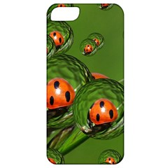 Ladybird Apple Iphone 5 Classic Hardshell Case by Siebenhuehner