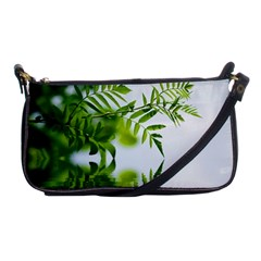 Leafs With Waterreflection Evening Bag by Siebenhuehner