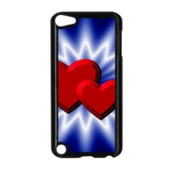 Love Apple Ipod Touch 5 Case (black) by Siebenhuehner
