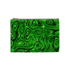 Modern Art Cosmetic Bag (medium) by Siebenhuehner