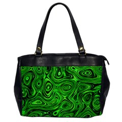 Modern Art Oversize Office Handbag (one Side) by Siebenhuehner