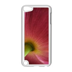 Poppy Apple Ipod Touch 5 Case (white) by Siebenhuehner