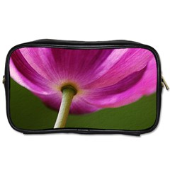 Poppy Travel Toiletry Bag (two Sides)