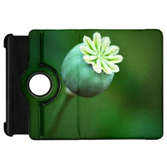 Poppy Capsules Kindle Fire Hd 7  Flip 360 Case by Siebenhuehner