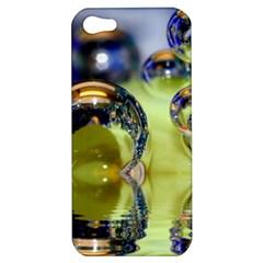 Marble Apple Iphone 5 Hardshell Case by Siebenhuehner