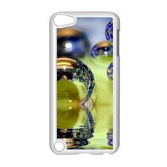 Marble Apple Ipod Touch 5 Case (white) by Siebenhuehner