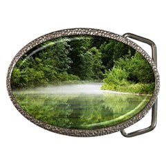 Foog Belt Buckle (oval) by Siebenhuehner