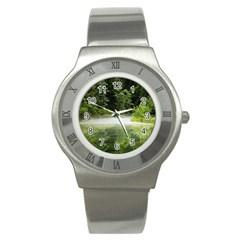 Foog Stainless Steel Watch (unisex) by Siebenhuehner