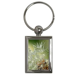 Dandelion Key Chain (rectangle) by Siebenhuehner