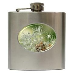 Dandelion Hip Flask by Siebenhuehner