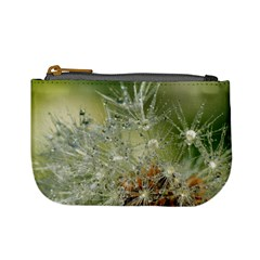 Dandelion Coin Change Purse by Siebenhuehner