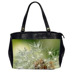 Dandelion Oversize Office Handbag (two Sides) by Siebenhuehner