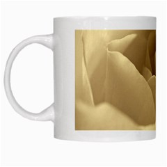 Rose  White Coffee Mug by Siebenhuehner