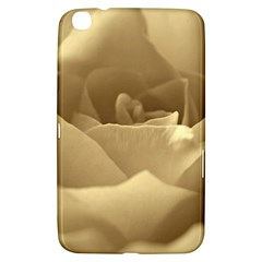 Rose  Samsung Galaxy Tab 3 (8 ) T3100 Hardshell Case  by Siebenhuehner