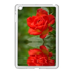Rose Apple Ipad Mini Case (white) by Siebenhuehner
