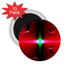Magic Balls 2 25  Button Magnet (10 Pack) by Siebenhuehner