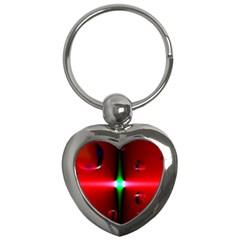 Magic Balls Key Chain (heart) by Siebenhuehner