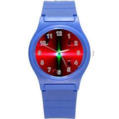 Magic Balls Plastic Sport Watch (small) by Siebenhuehner