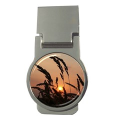 Sunset Money Clip (round) by Siebenhuehner
