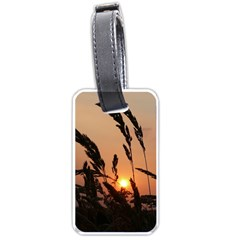 Sunset Luggage Tag (two Sides) by Siebenhuehner