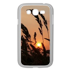 Sunset Samsung Galaxy Grand Duos I9082 Case (white) by Siebenhuehner