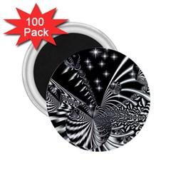 Space 2 25  Button Magnet (100 Pack) by Siebenhuehner
