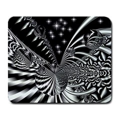 Space Large Mouse Pad (rectangle) by Siebenhuehner