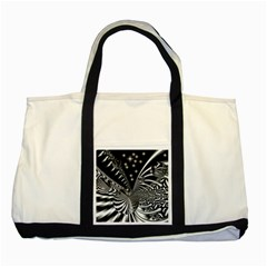 Space Two Toned Tote Bag by Siebenhuehner