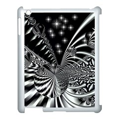 Space Apple Ipad 3/4 Case (white) by Siebenhuehner